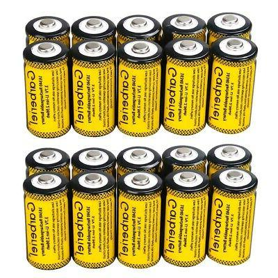 20x 3.7V Li-Ion Rechargeable Batteries for Netgear