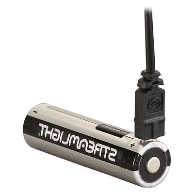 22102 usb rechargeable 18650 lithium