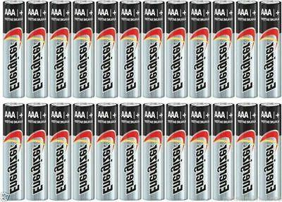 24 Energizer AAA Max Batteries 2027