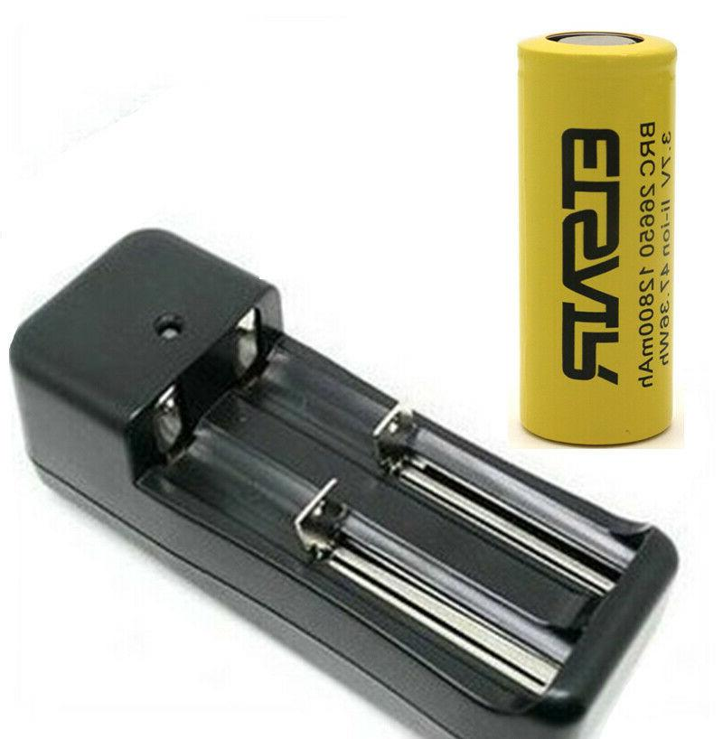 26650 Rechargeable Battery 26650 Charger