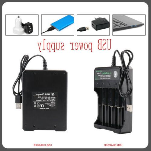 3000mAh Flat Top Rechargeable Battery 3.7V Batteries