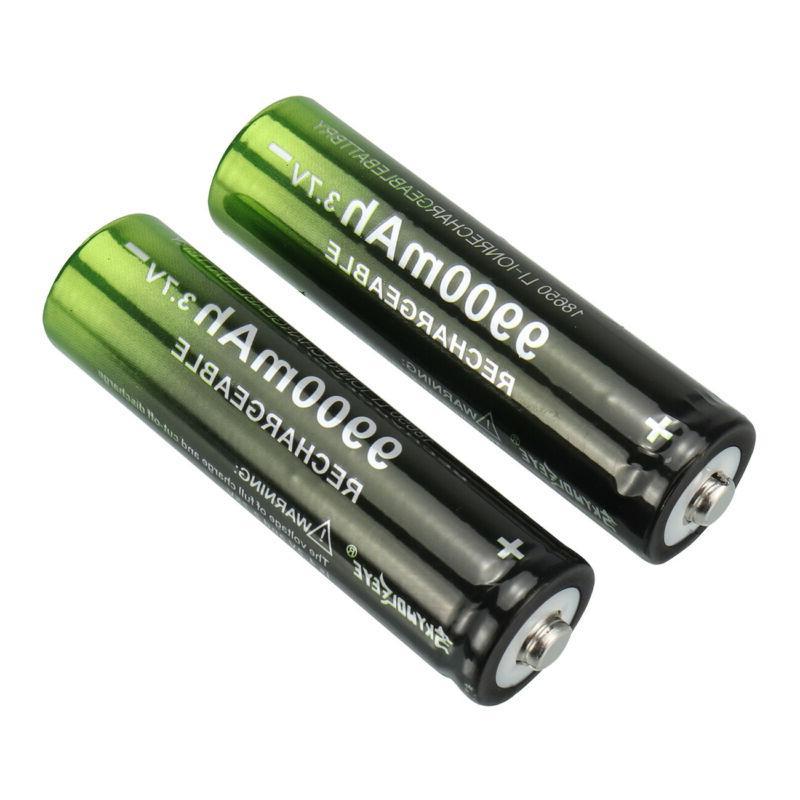 4PCS Li-ion Rechargeable USA-