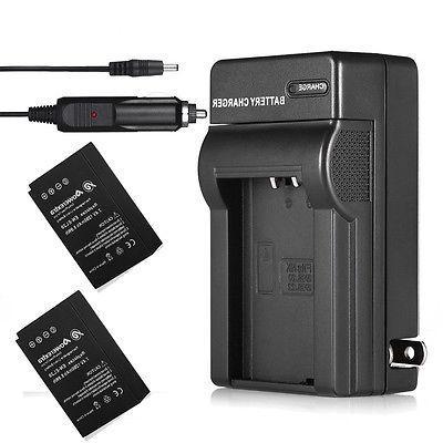 2x EN-EL20 Battery+Charger For 1 J1