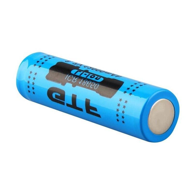 GTF 3.7V 12000mAh <font><b>Rechargeable</b></font> Li-ion <font><b>LED</b></font> Flashlight electronic product 18650 <font><b>batteries</b></font> drop shipping