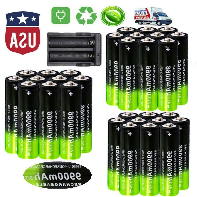 3 7v 18650 9900mah rechargeable li ion