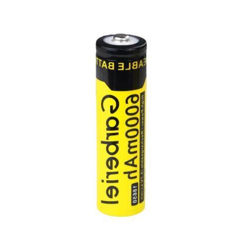 Garberiel 3.7V Battery Li-ion Battery +