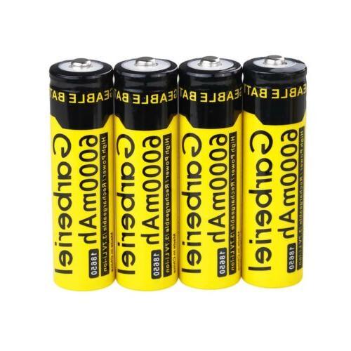 Garberiel 3.7V Battery Li-ion + Dual
