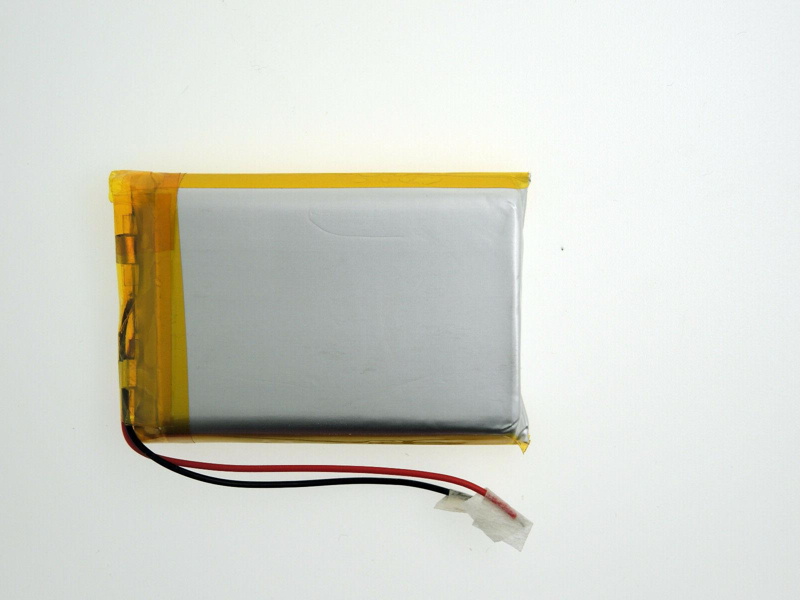 3.7V 3000mAh Polymer Rechargeable Battery