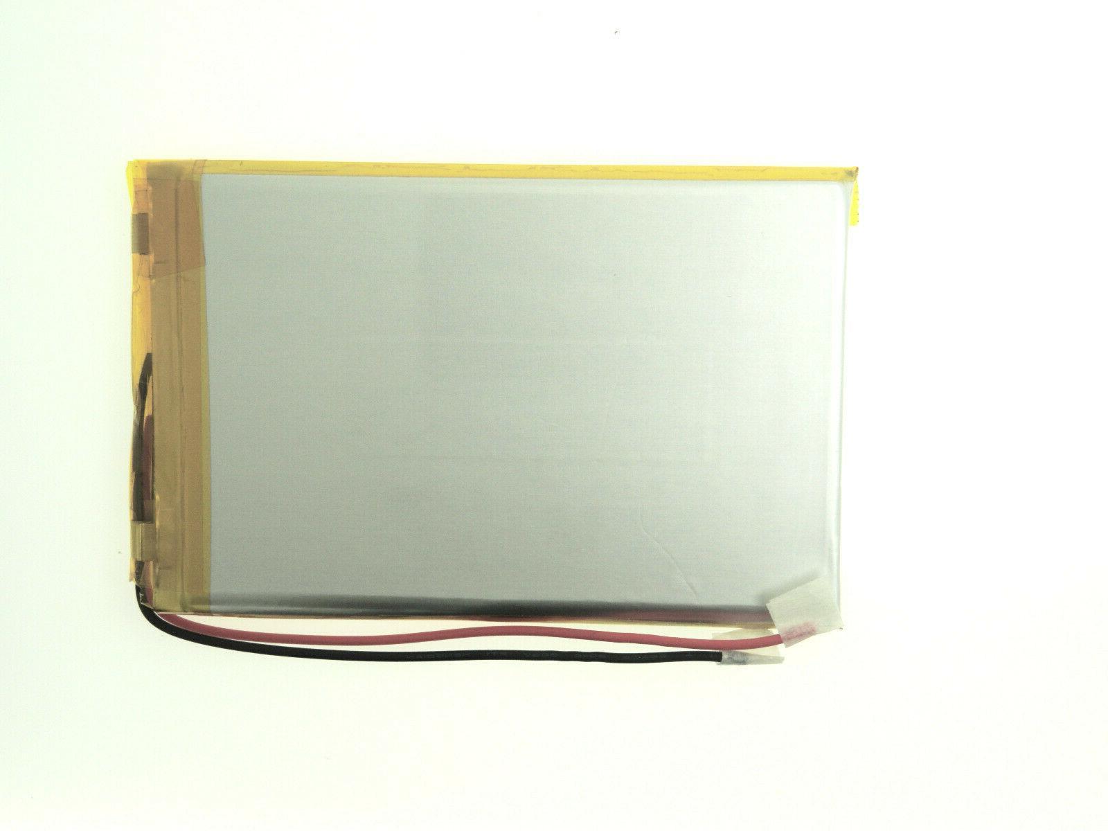 3.7V 4000mAh 606090 Lithium Battery