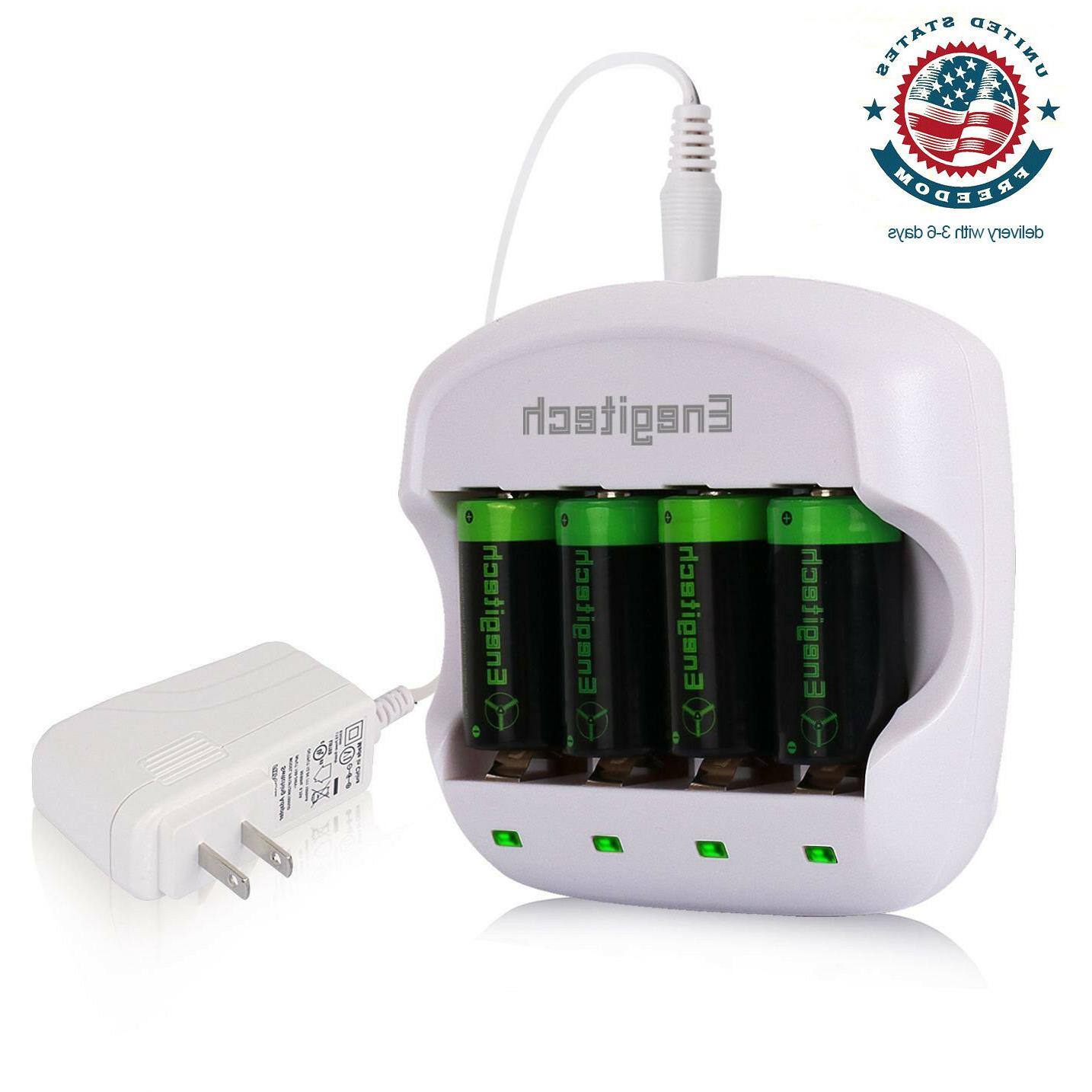 3 7v arlo camera battery charger rcr123a