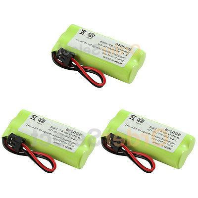 3 home phone rechargeable battery for uniden