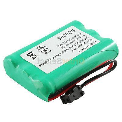 3 Rechargeable Battery Uniden BT909 BT-1001 BT-1004 BT1004