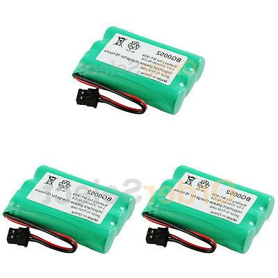 3 rechargeable home phone battery for uniden