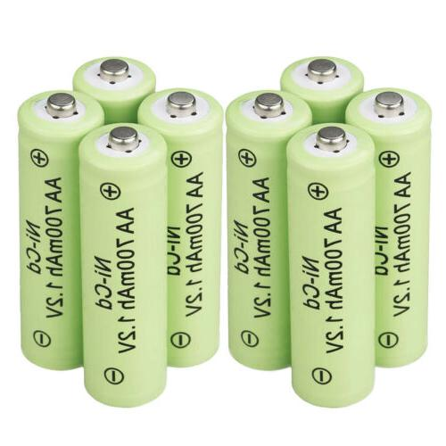 30Pcs 1.2v Rechargeable for Lamp