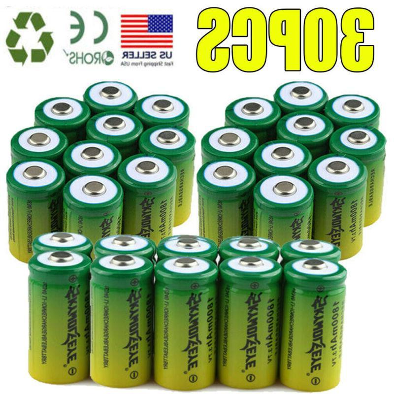 30X Battery 3.7V for