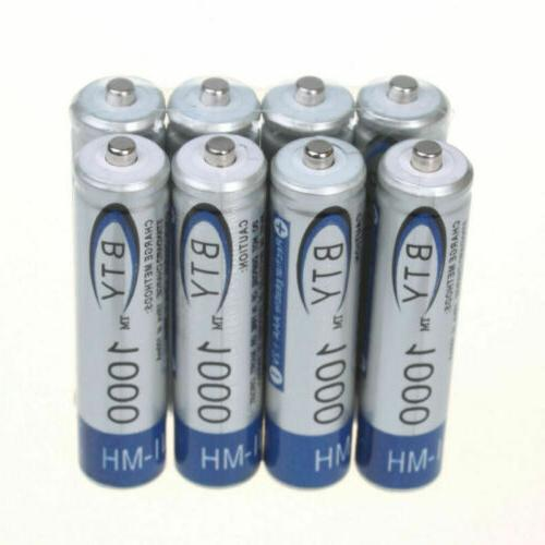 4-20X BTY Battery Recharge 1000mAh Ni-MH