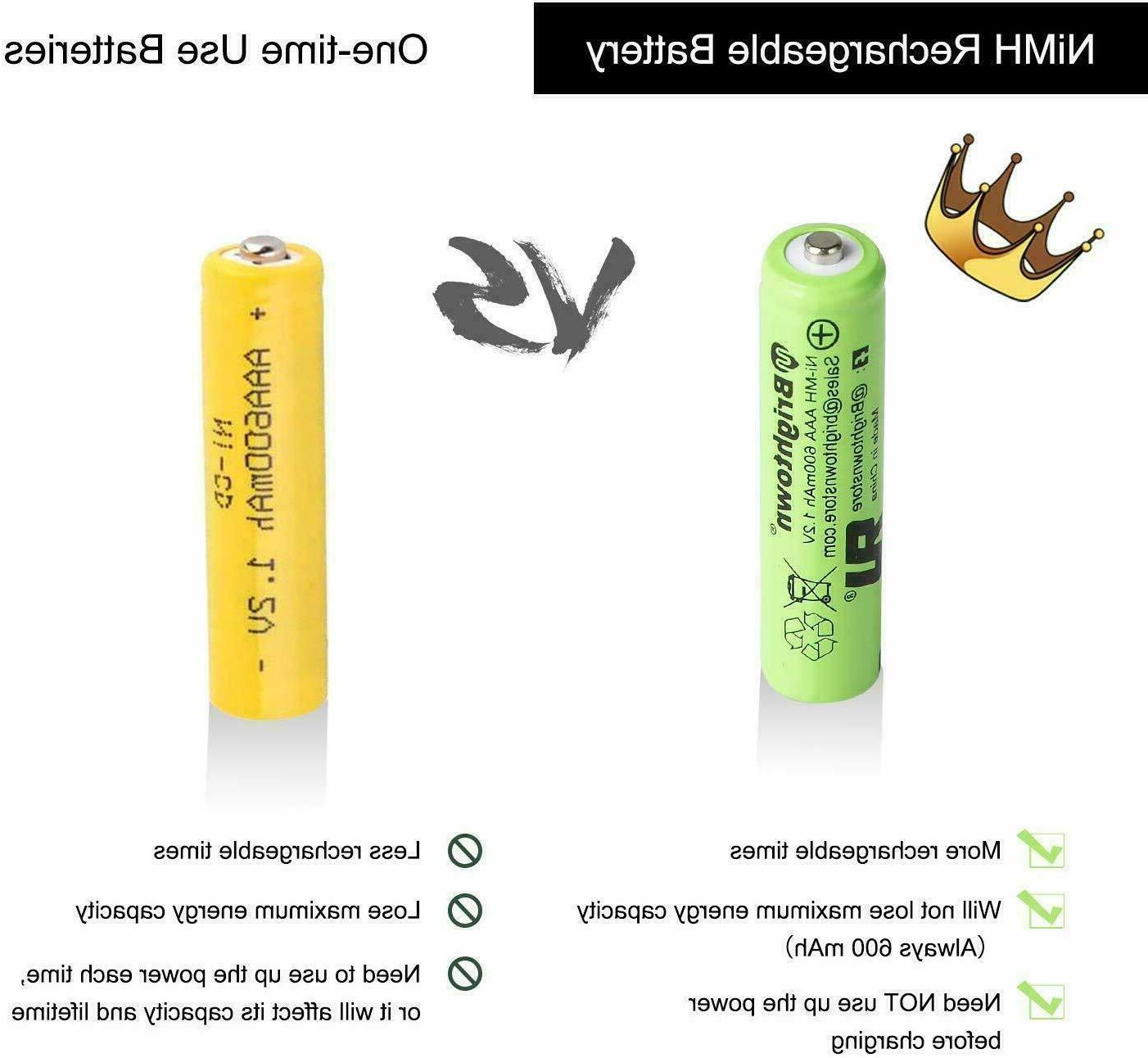 4-16 Batteries Ni-Mh Charger AA