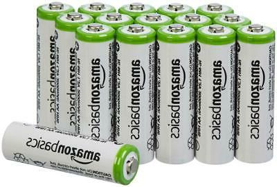 4 8 12 16 pack rechargeable batteries