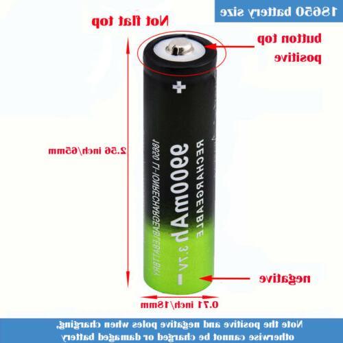 4 Li-ion 3.7V Universal Battery Charger
