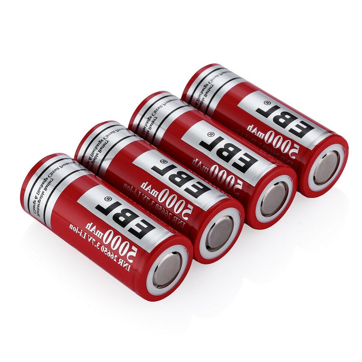 4 Battery Li-ion Drain LED Toy