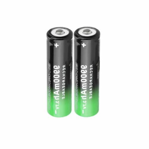 4 Li-ion Battery Charger Flashlight