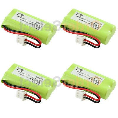 4 rechargeable home phone battery for at