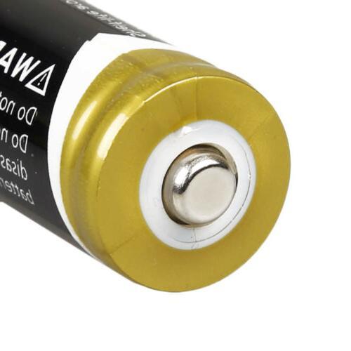Garberiel Battery 6000mAh 3.7V LED