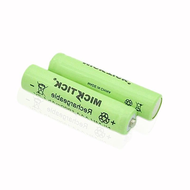 MICKTICK 4pcs 4X 1.2V 3A <font><b>battery</b></font> shipping