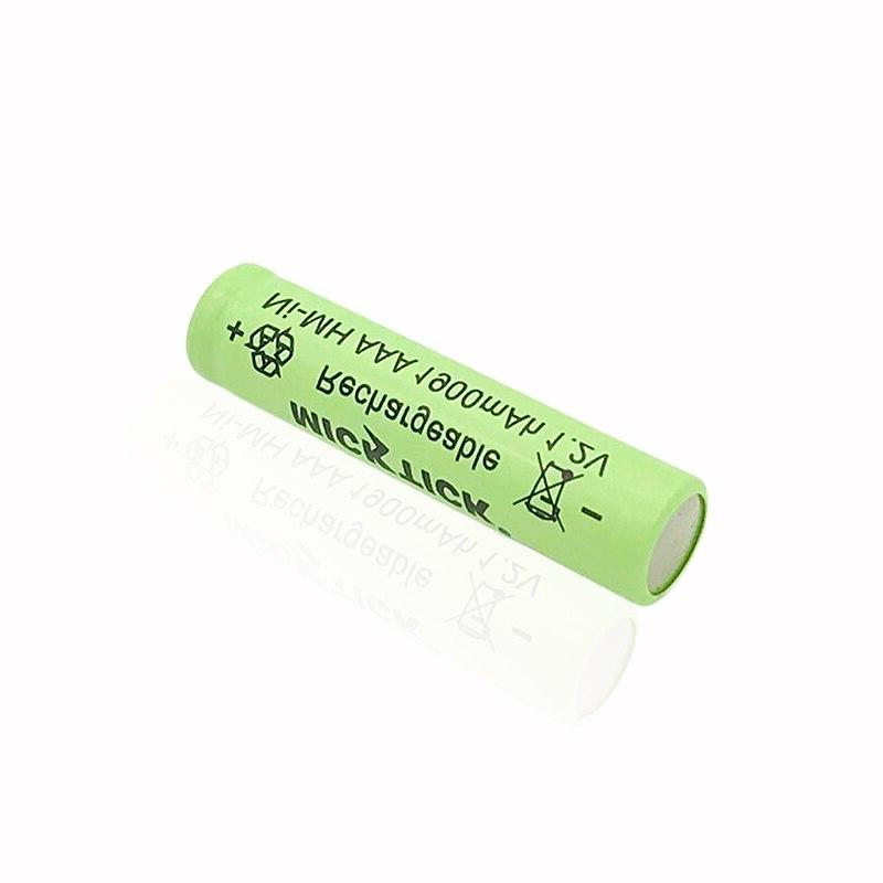 MICKTICK 1.2V 3A Neutral <font><b>battery</b></font> shipping