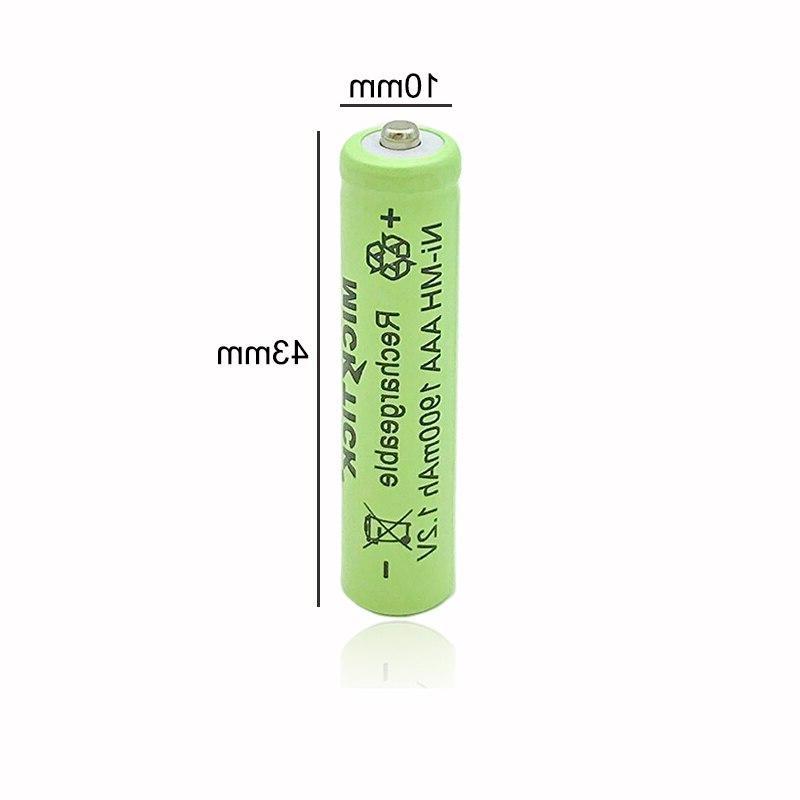 MICKTICK Ni-MH 1.2V AAA 1900mAh <font><b>battery</b></font> ,Free shipping