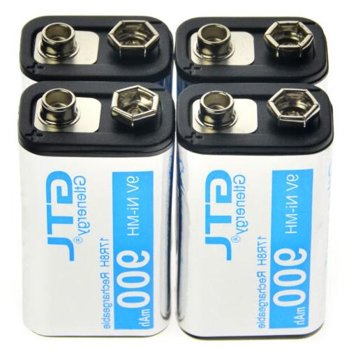 4PCS GTL Rechargeable Battery Local Ship
