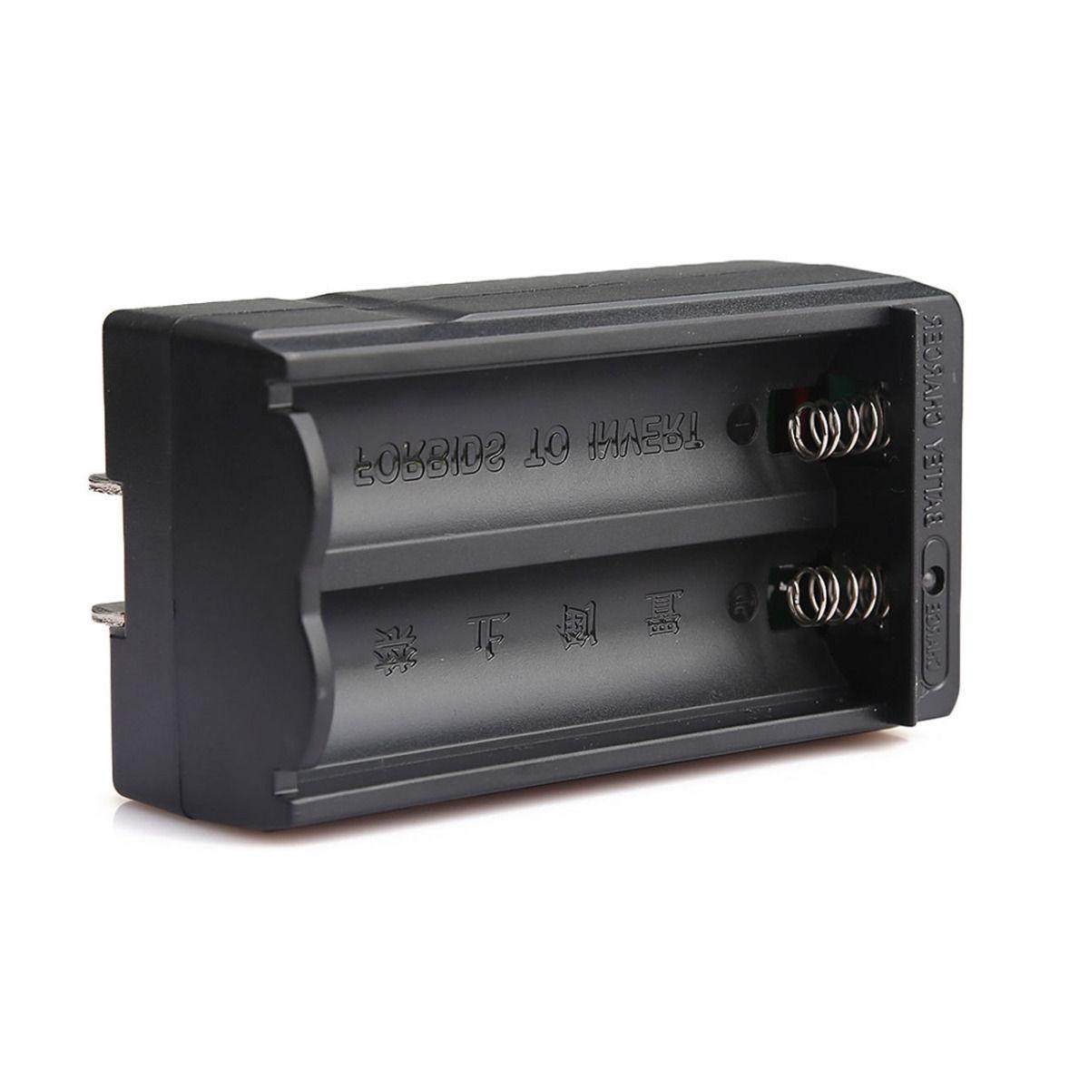 4X Battery Li-ion 3.7V Batteries