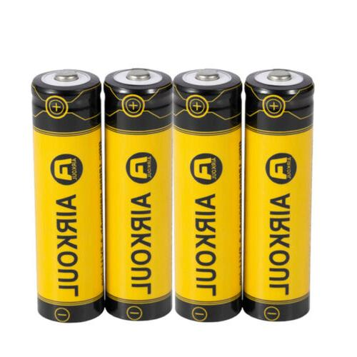 18650 Li-ion Rechargeable Batteries Flashlight