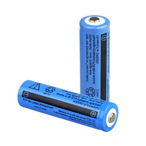3.7V LED Flashlight USA