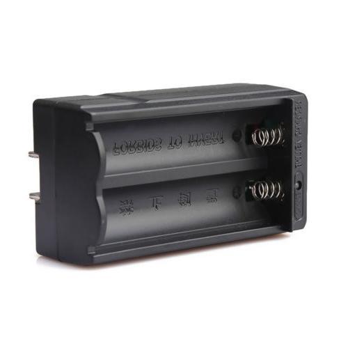4x Skywolfeye Li-Ion + Battery Charger!