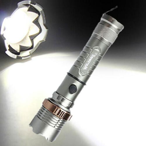 5000Lumen LED Torch Rechargeable