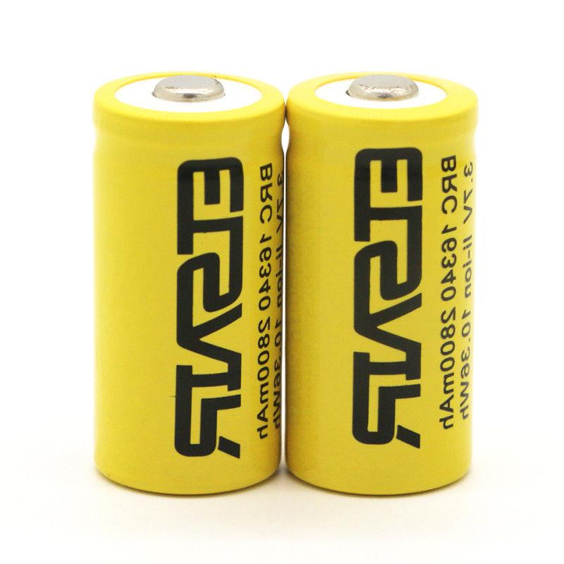 3.7v rechargeable Battery Smart