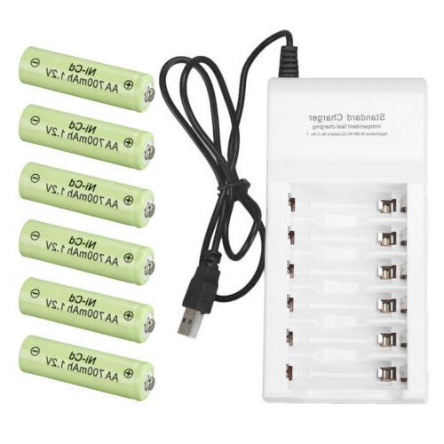 Lot Battery NiCd 1.2V Lamp