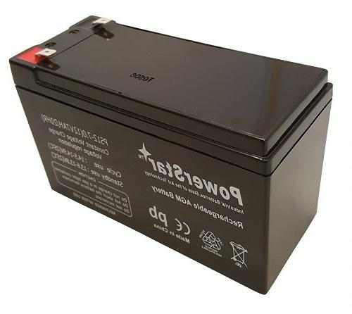 sla rechargeable battery
