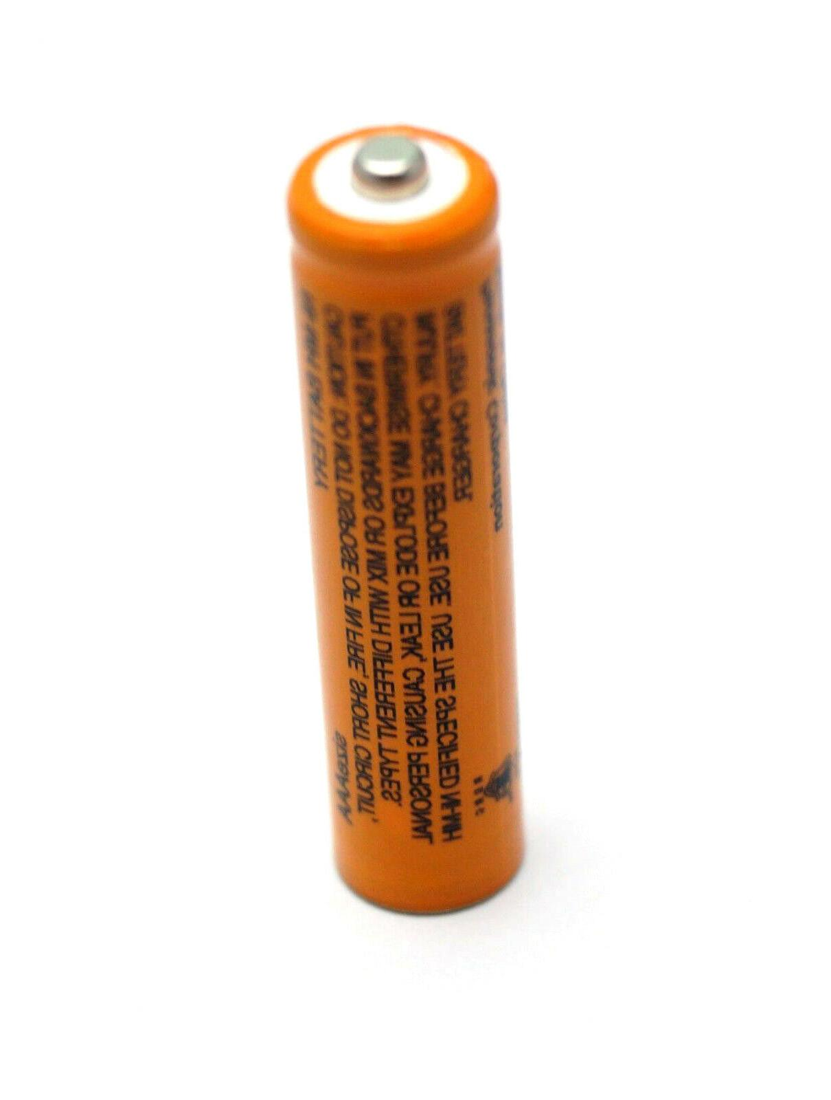 8 Pack 700mAh AAA Rechargeable for