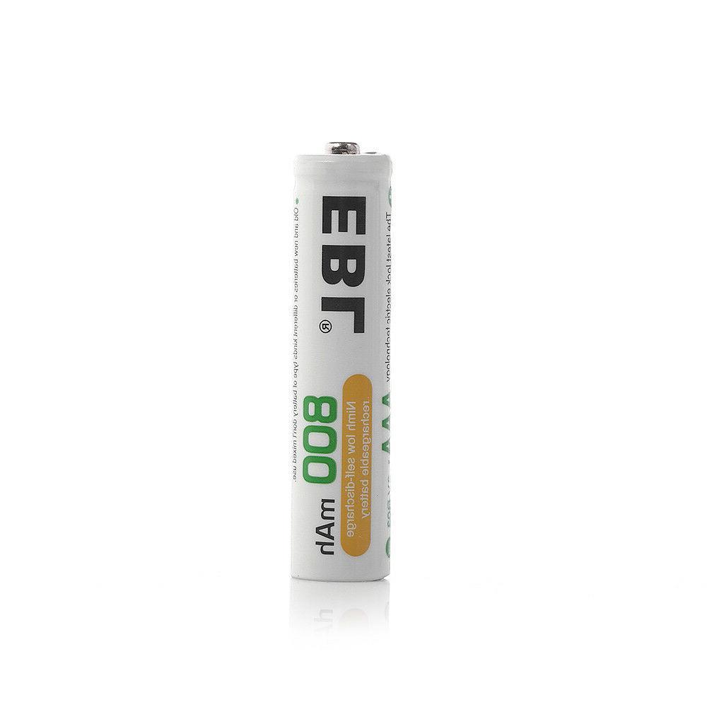 800mAh NI-MH Batteries Toy Flashlight MP3