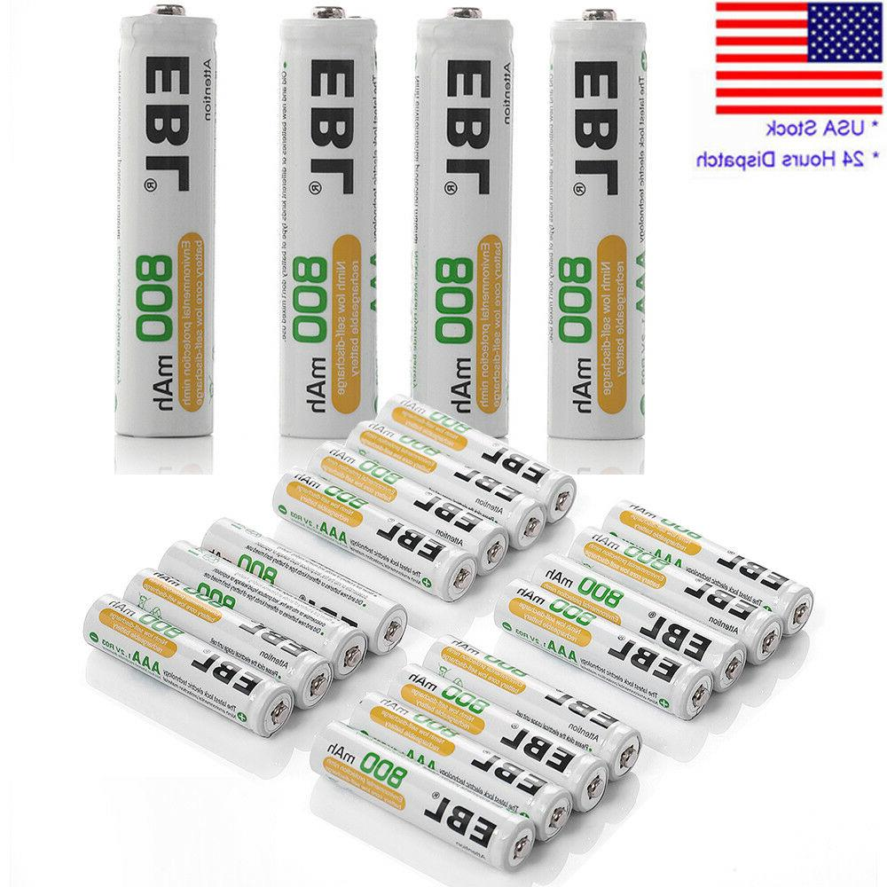 800mah aaa rechargeable battery ni mh batteries
