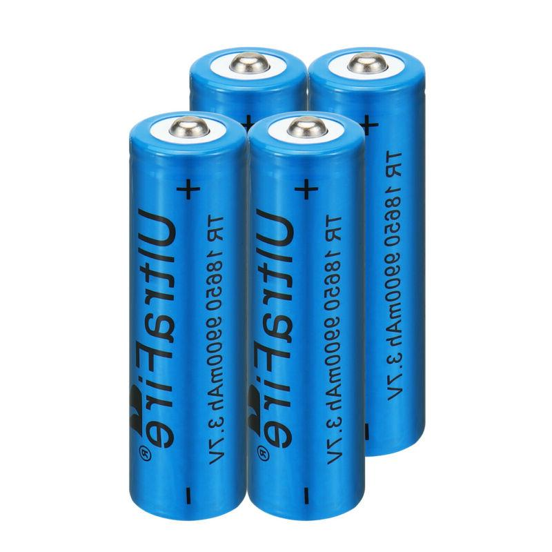 6X Battery Flashlight .