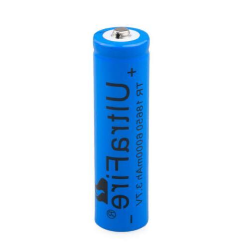 8pcs 3.7v Batteries For Toy