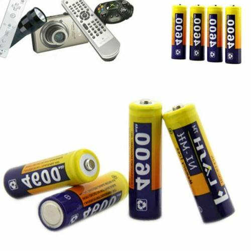 8PCs Li-ion Battery For Camera US