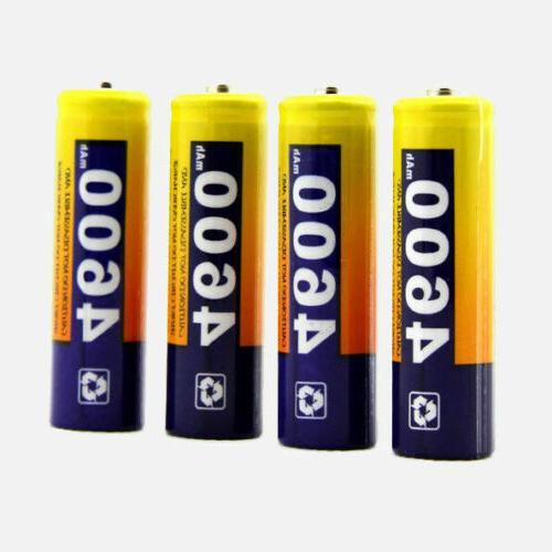 8PCs Li-ion NiMH Battery For US