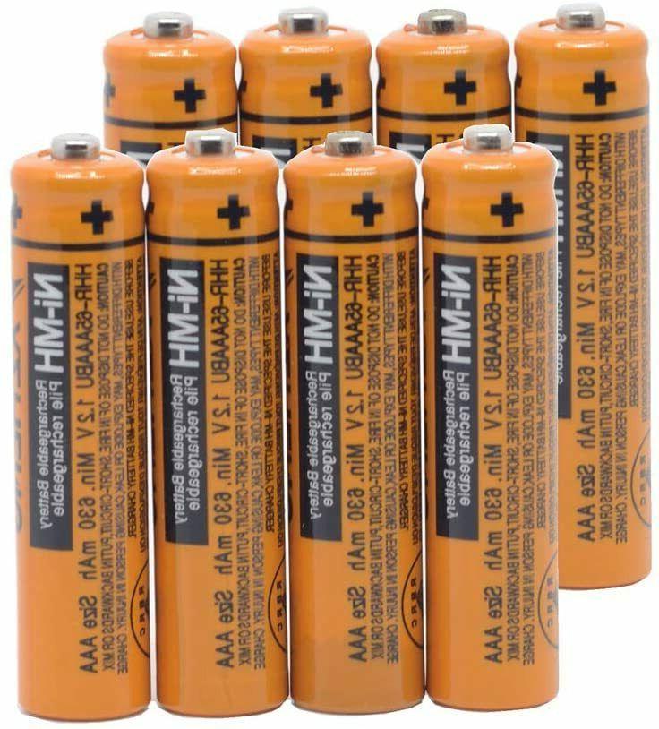 cordless phone battery hhr 65aaabu