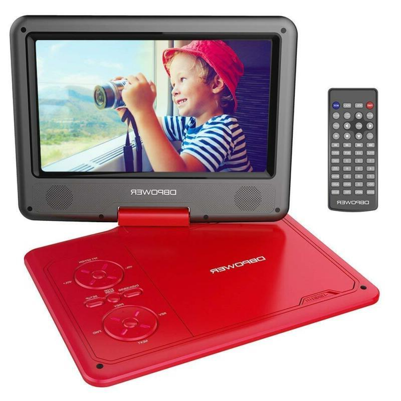 9 5 inch portable dvd player