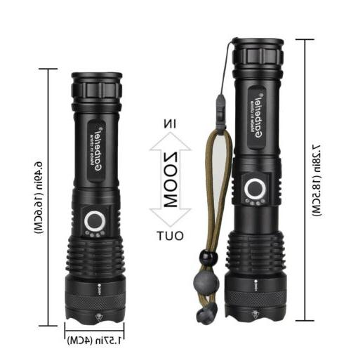 900000 5 Rechargeable Torch
