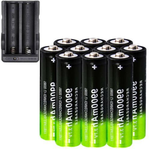 3.7V 18650 Li-ion Torch LED